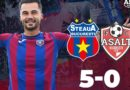 Etapa XIII: STEAUA 5-0 AFC Asalt (02.11.2019)