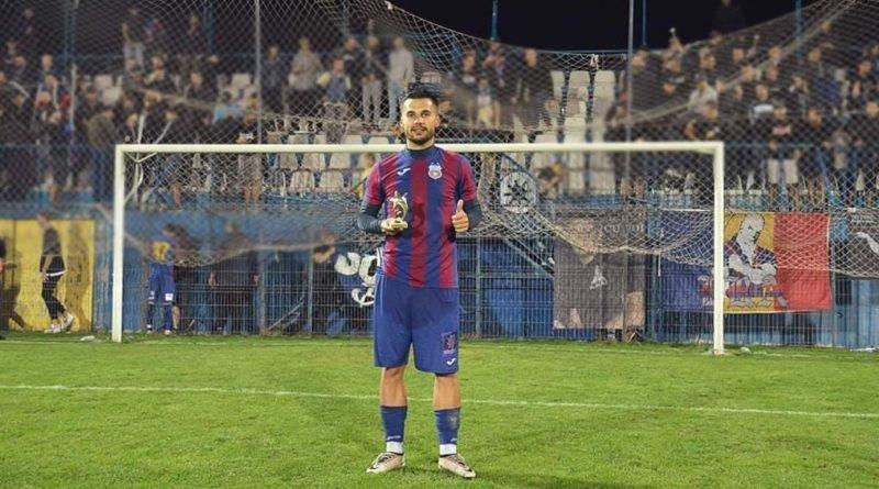 Andrei Antohi, jucătorul stelist al lunii octombrie