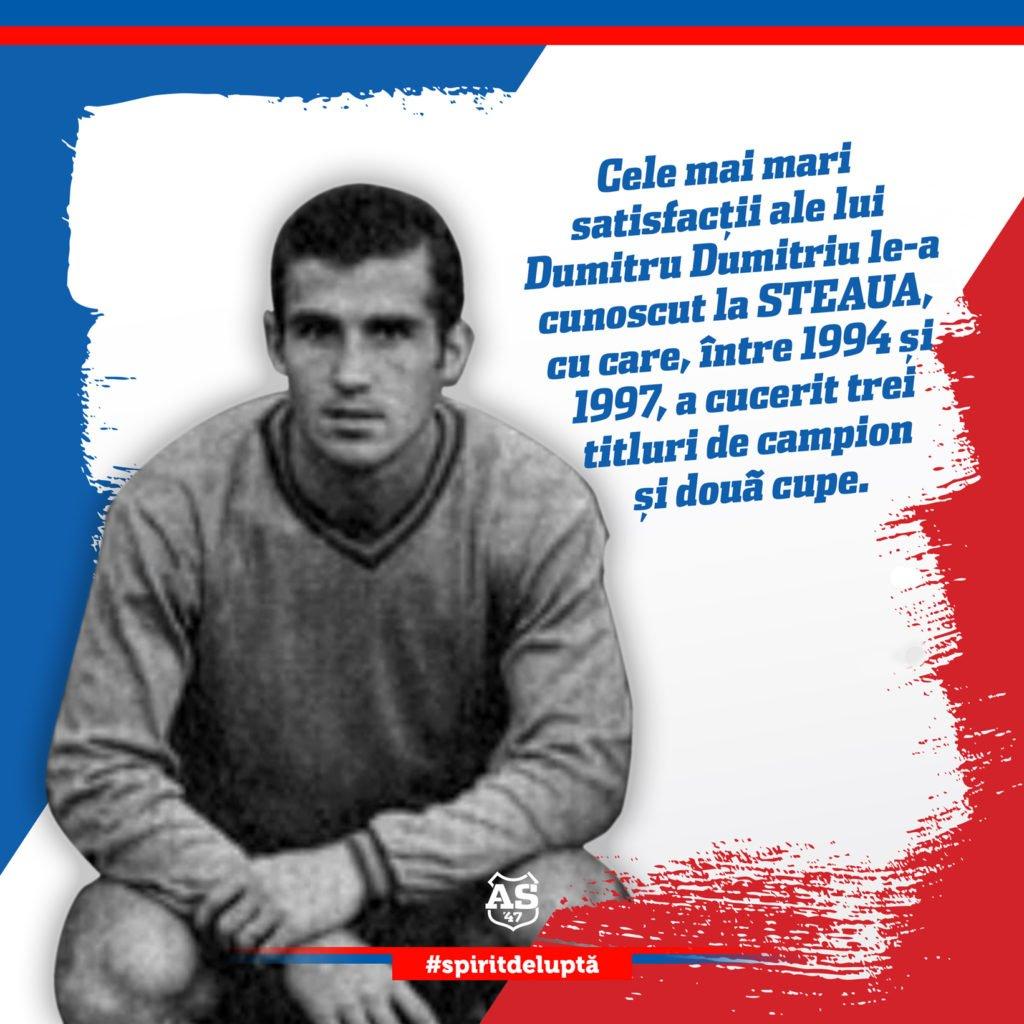 Dumitru Dumitriu s-a născut pe 19 noiembrie 1945, în București.