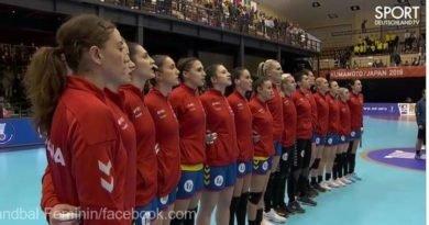 Handbal: România, învinsă de Rusia cu 27-18
