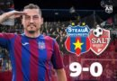 Cupa României: Steaua – Asalt