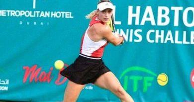Ana Bogdan s-a calificat în finala turneului ITF din Dubai