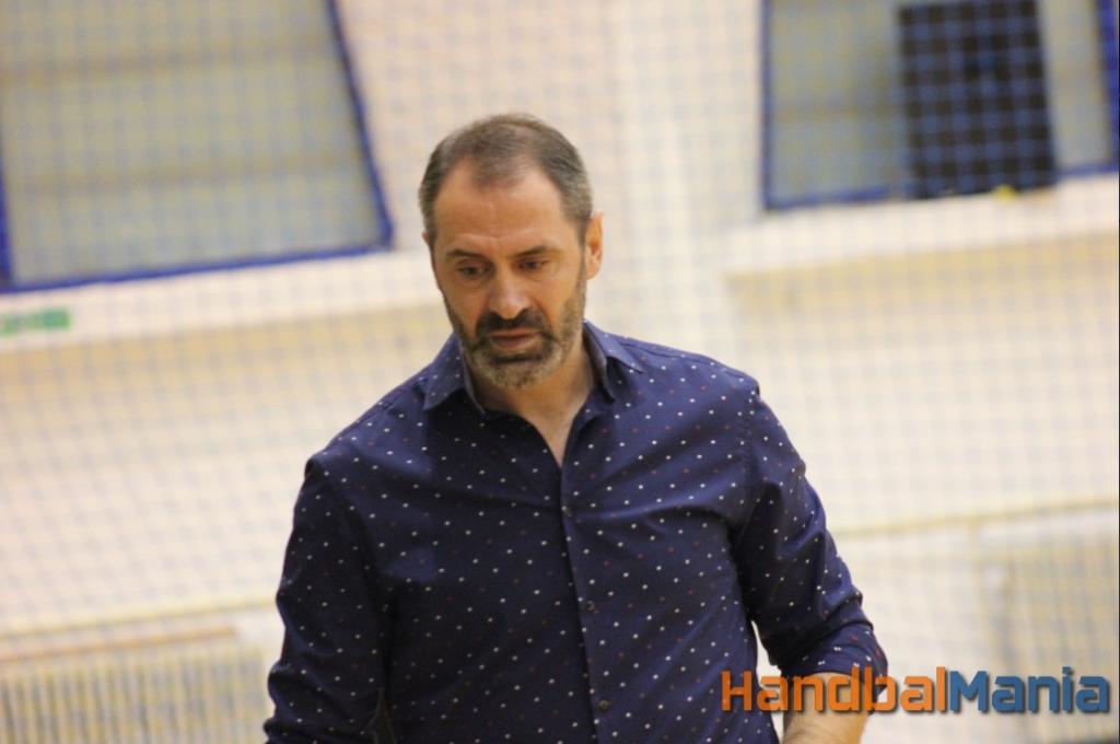 Sandu Iacob, antrenorul echipe de handbal STEAUA București