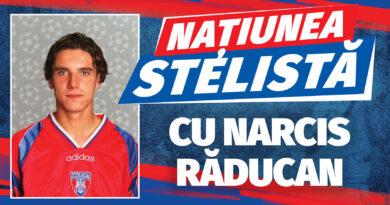 Naţiunea Stelistă – 12 aprilie – cu Cristian Scutariu şi Narcis Răducan