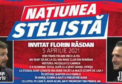 Naţiunea Stelistă – 5 aprilie – cu Cristian Scutariu şi Florin Răsdan