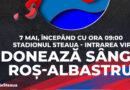 SÂNGE pentru VIAȚĂ!