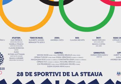 Sportivii de la Steaua prezenţi la Jocurile Olimpice de vară