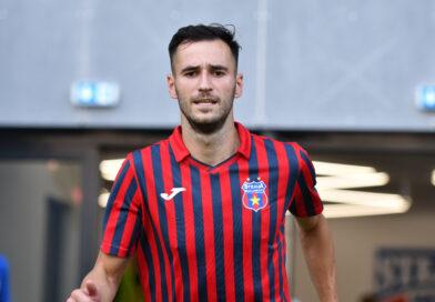 Bogdan Chipirliu, jucătorul stelist al lunii august